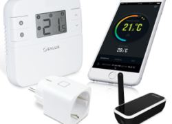 RT310iSPE thermostaat met app bediening